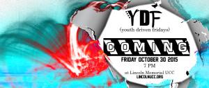 Flyer for YDF