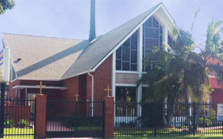 Lincoln Memorial United Congregational Church, Los Angeles